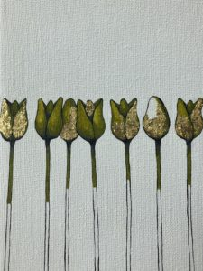 2020-Gouden tulpjes 2-13x18 (sold)