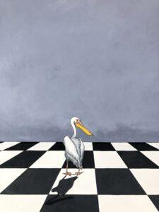 2021-Pelican crossing-20x30